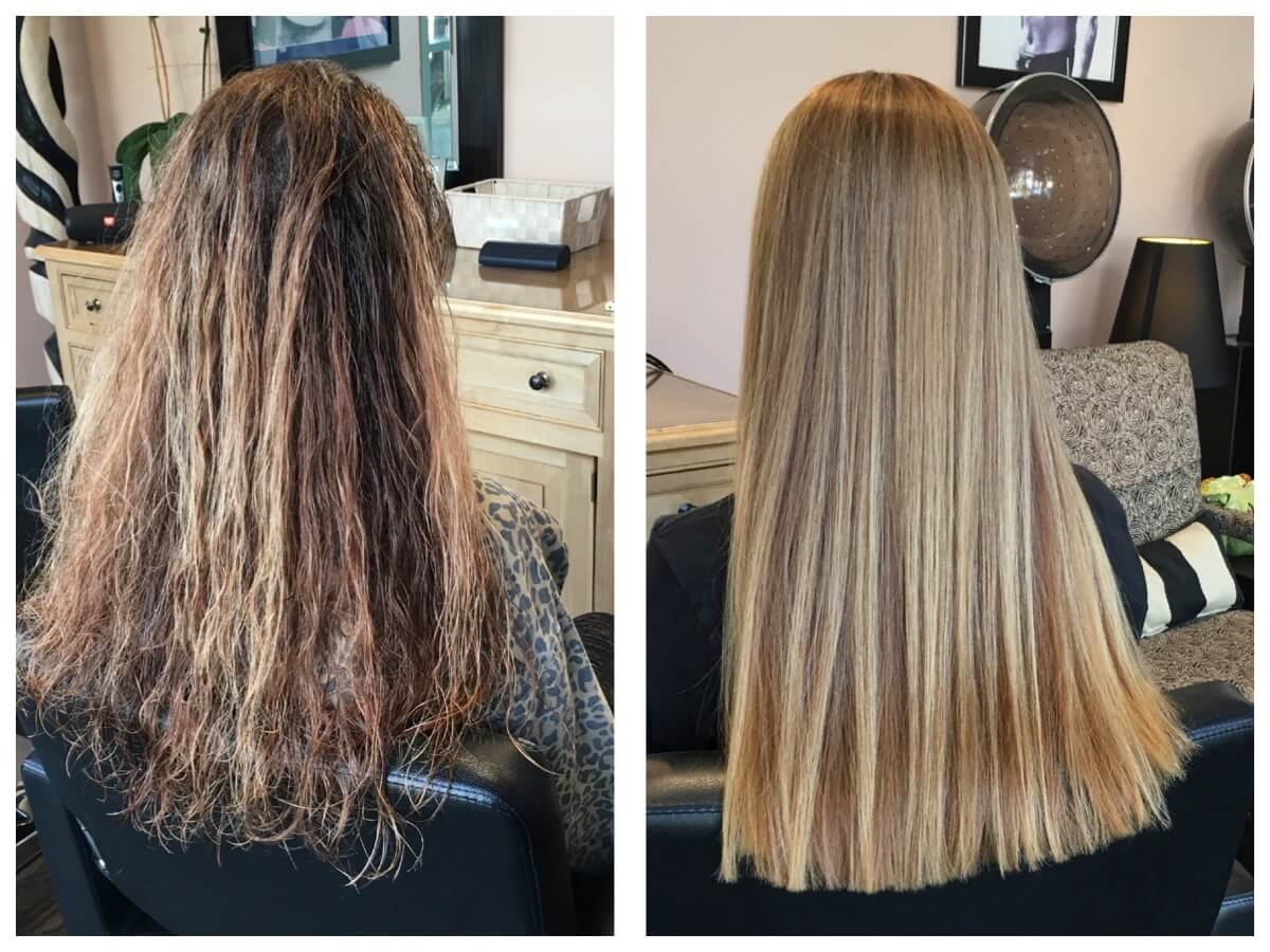 Uberliss Keratin Smoothing Treatment | MJ Hair Designs