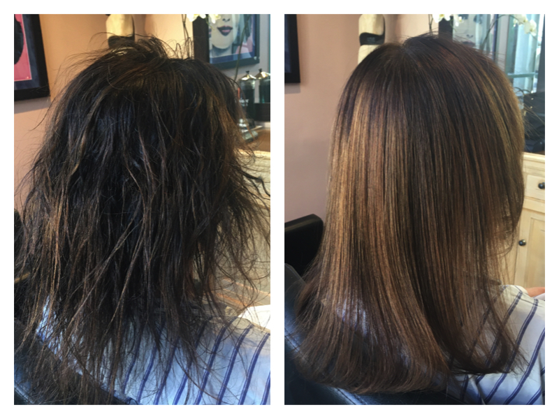 fine hair keratin treatments