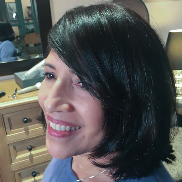 modern bob, keratin treatment, hair coloring